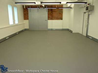 Smoothfloor - Grey - Self smoothing resin flooring