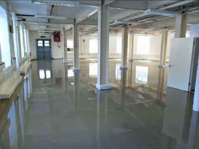 High Build Epoxy Coating - Commercial